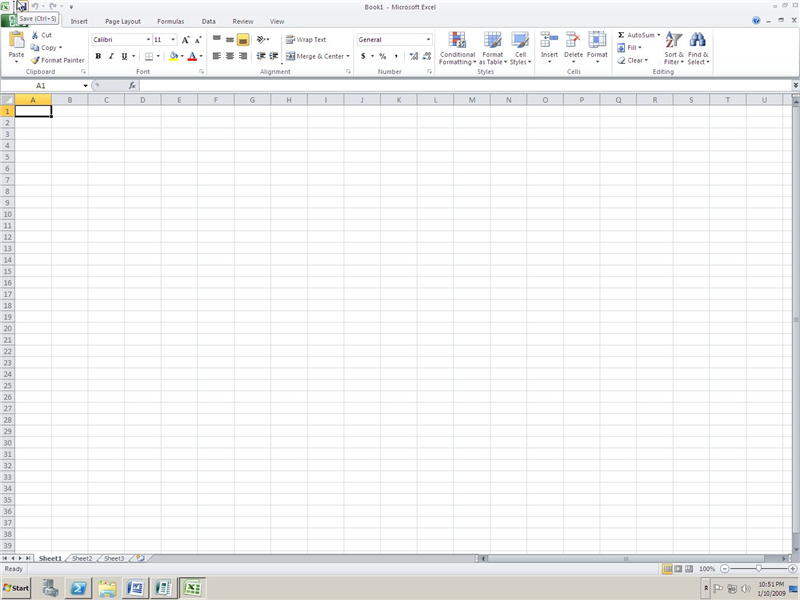 Office 14 Excel
